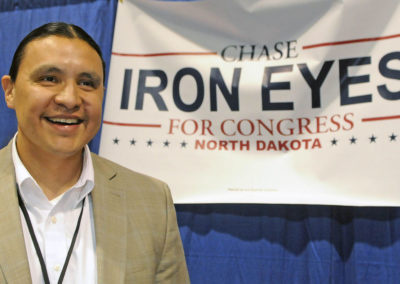 Chase Iron Eyes