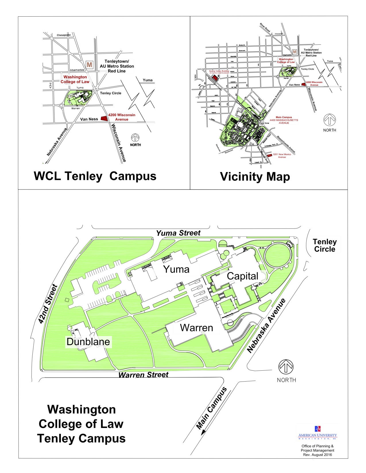 Venue Details Peoples Convergence Conference - American university map
